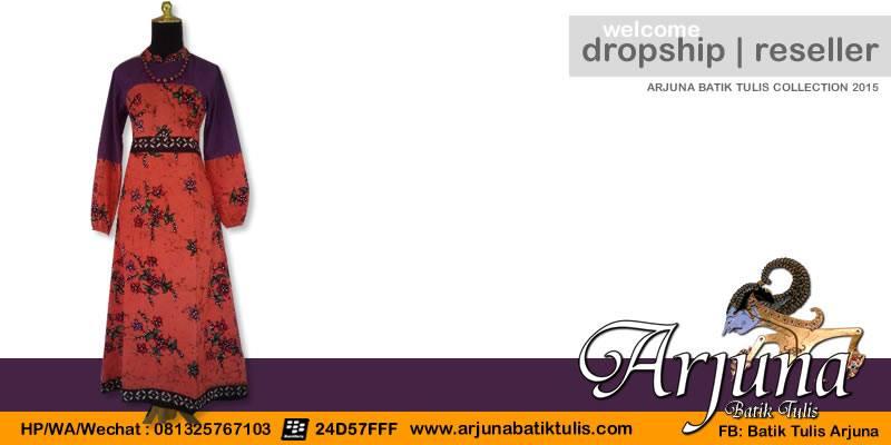 batik tulis arjuna baju wanita 8