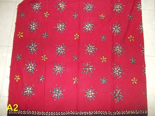 batik tulis arjuna kain A2