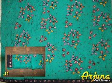 batik tulis arjuna kain J1