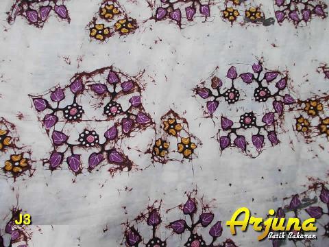 batik tulis arjuna kain J3