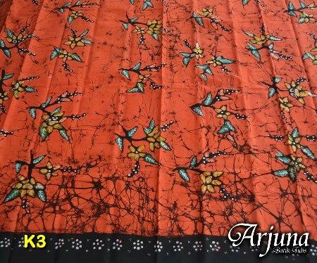 batik tulis arjuna kain K3