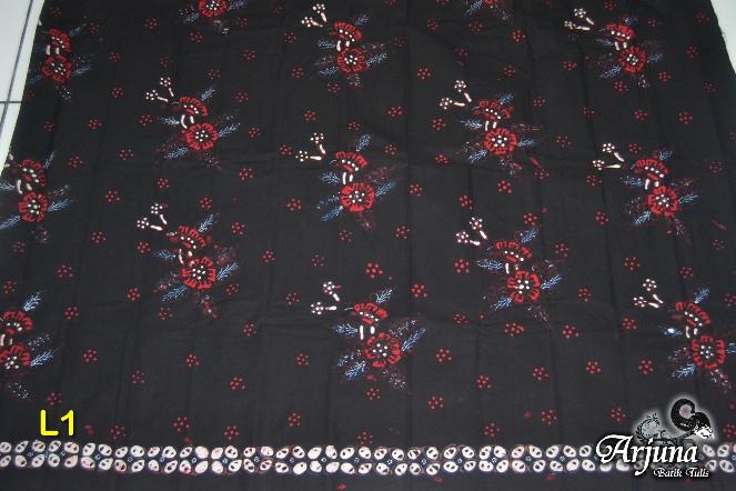 batik tulis arjuna kain L1
