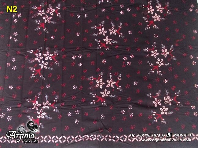 batik tulis arjuna kain N2