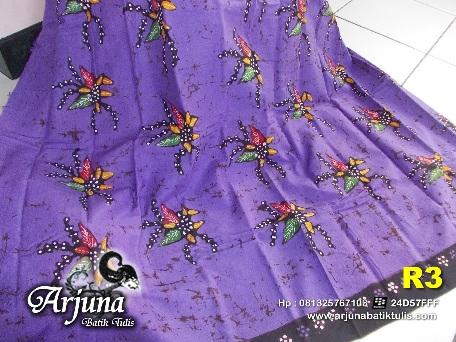 batik tulis arjuna kain R3